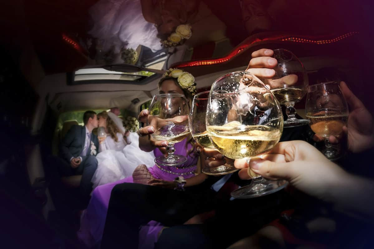 Reserve Your Wedding Limousine Early