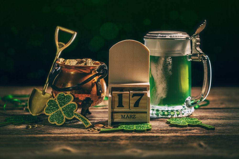 Celebrate St. Patrick's Day in Style